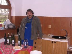 Nabízená vína na Festivalu otevřených sklepů