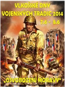 VDVT 2014  - Vlkošské dny vojenských tradic 2014