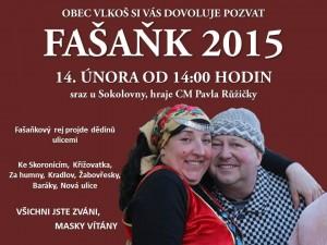 Fašaňk Vlkoš 2015