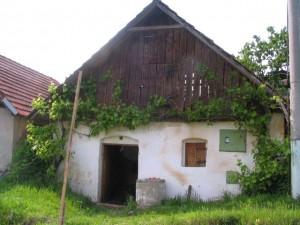 Vinný sklep původní
