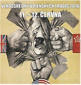 vlkošké dny vojenských tradic VDVT 2016